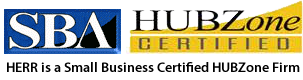 HERR is a Small Business Certified HUBZone Firm